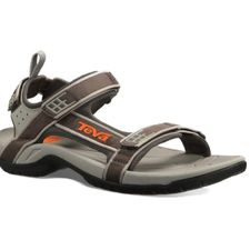 Teva Sandal Tanza Dark Gull Grey Mens