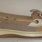 Sperry Top-Sider Angelfish Linen/Oat Ladies
