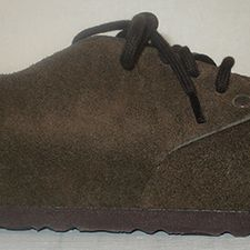 Main Brown Suede