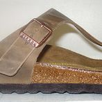 Gizeh Tobacco Brown Leather
