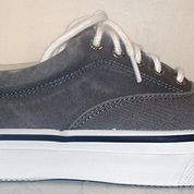 Sperry Top-Sider Striper Mens Grey